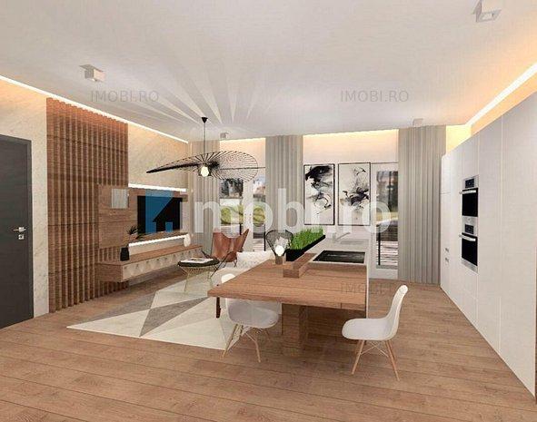 Studio cu suprafata de 39,60 mp, Maurer Residence - Sighisoara - imaginea 1