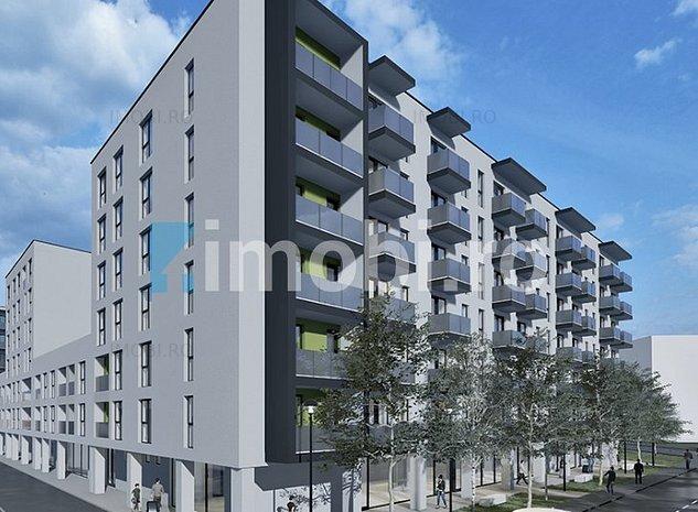 The New Ego Residence - studio de 37,20 mp + balcon - imaginea 1