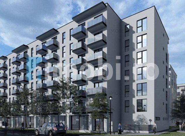 Studio cu suprafata de 41.91 mp + balcon, The New Ego Residence - Dambul Rotund - imaginea 1