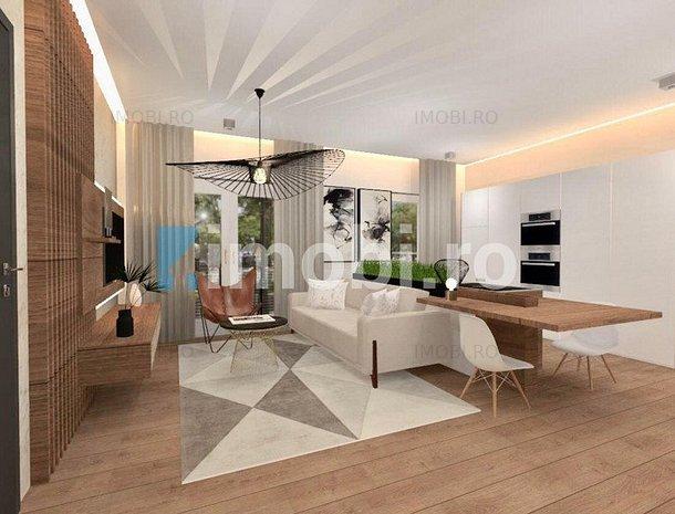 Maurer Residence Targu Mures - 3 camere finisate la cheie + terasa - imaginea 1