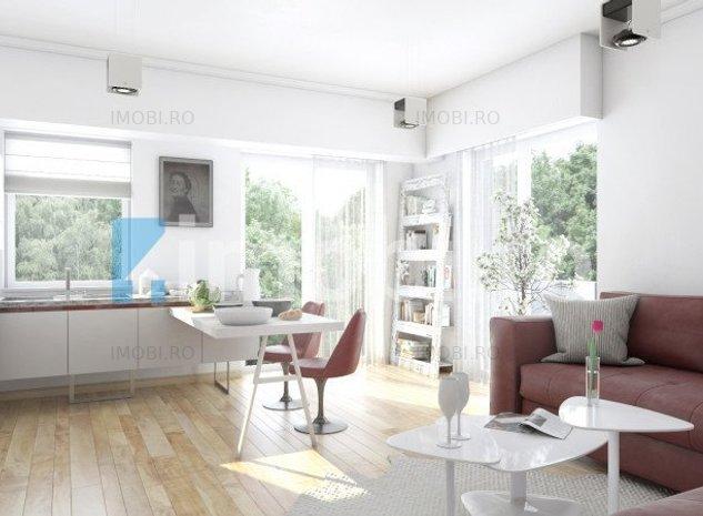 3 camere spatioase + terasa, Targu Mures - Maurer Residence - imaginea 1