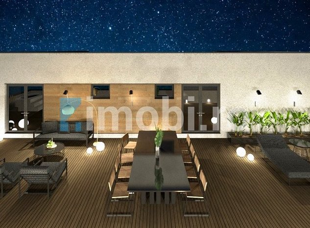 3 camere ultrafinisate + terasa de 18,36 mp, Maurer Residence Targu Mures - imaginea 1