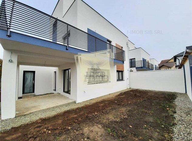 Casa intabulata 4 camere 4 bai 3 terase in Selimbar Comision 0% - ID 137 - imaginea 1