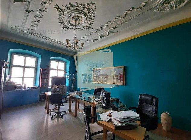 Spatiu comercial 114 mp utili cu 2 camere de inchiriat pe Bulevardul Balcescu di - imaginea 1