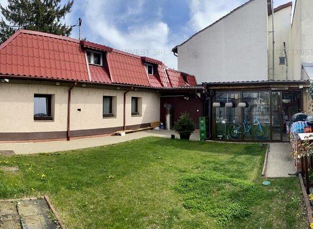 Casa cu o curte libera de 80 mp - imaginea 1