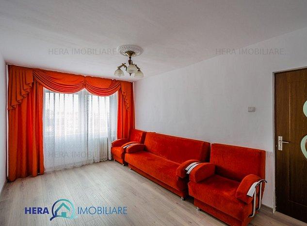 Apartament 3 camere decomandat zona Vlaicu 90 mp - imaginea 1