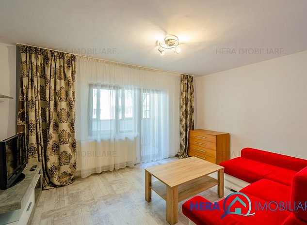 Apartament 1 camera 48 mp Arad zona Micalaca/500 situat la parter cu balcon - imaginea 1