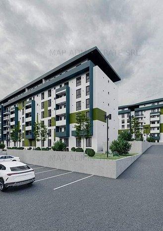 Apartament 1 camera, Pacurari, suprafata 37 mp, comision 0 - imaginea 1