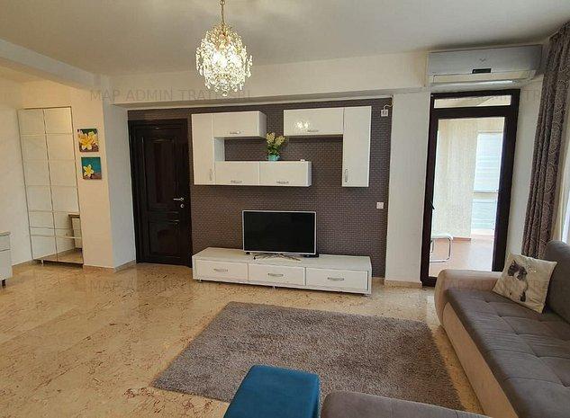 Apartament cu 2 camere, Copou, 55 mp - imaginea 1