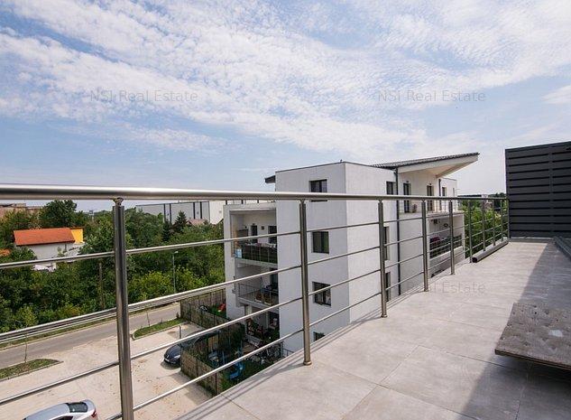 Apartament 3 Camere cu Terasa | Direct Dezvoltator | Otopeni-Odai | COMISION 0% - imaginea 1
