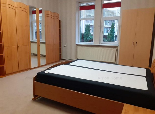 Apartament pretabil birouri in zona Garii / Constitutiei in Sibiu - imaginea 1