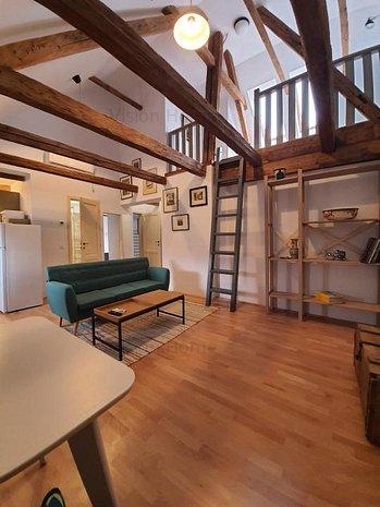 Apartament de lux cu 3 camere in Cisnadie Sibiu - imaginea 1