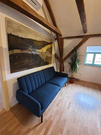 Apartament de lux cu 2 camere in Cisnadie Sibiu - imaginea 1