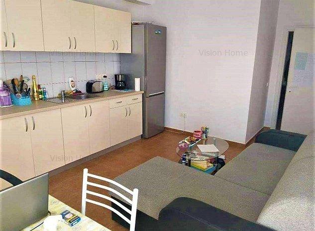 Apartament 2 camere decomandate 71 mp zona Mihai Viteazu - imaginea 1