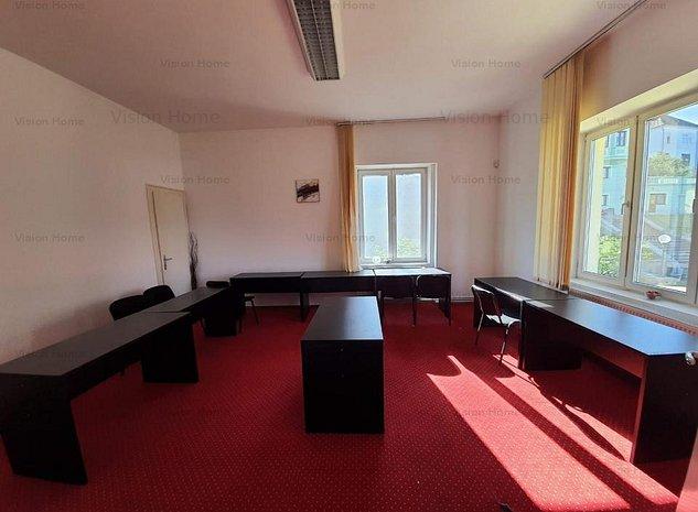 Spatiu de birouri 165 mp utili de inchiriat in Strand Sibiu - imaginea 1