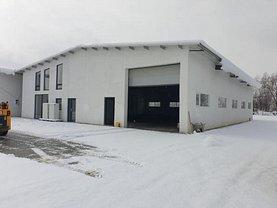 Închiriere spaţiu industrial în Selimbar