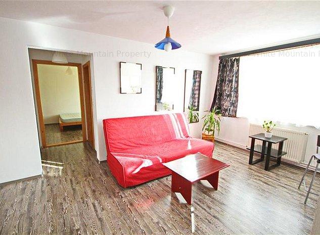 Apartament modern cu doua camere de inchiriat in zona Garii - imaginea 1