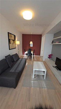 Apartament 2 camere, inchiriere lunga durata, Sisesti - imaginea 1