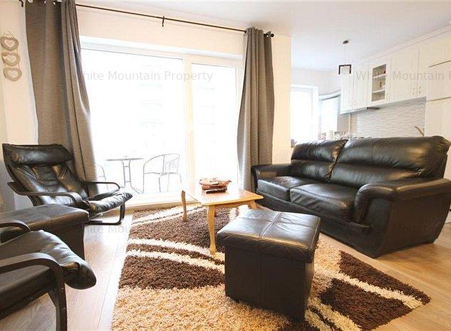 Comision 0% - Apartament cu doua camere in Top City Tractorul - prima inchiriere - imaginea 1