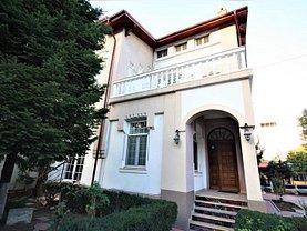 Casa de închiriat 10 camere, în Bucureşti, zona Parcul Carol
