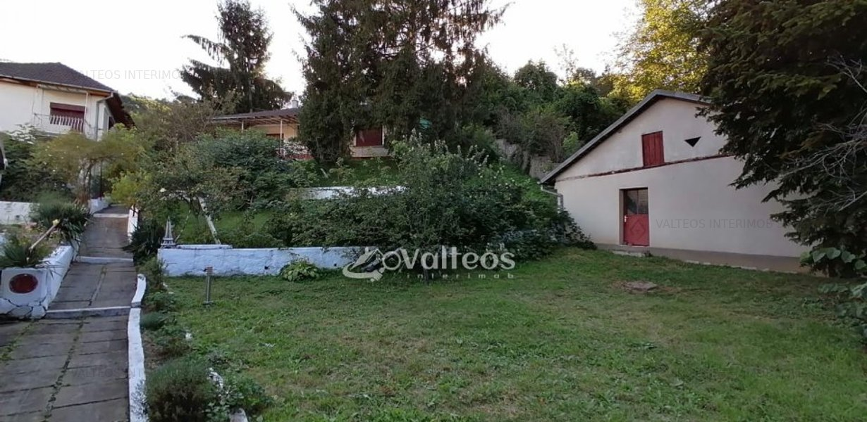 Reșița, casă, două corpuri,9 camere, teren 2112 - imaginea 3