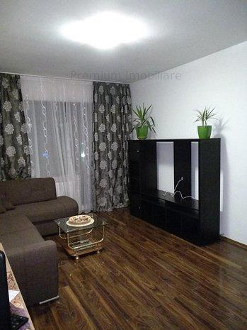 2 camere, Ansamblu Residential,mobilat,utilat - imaginea 1