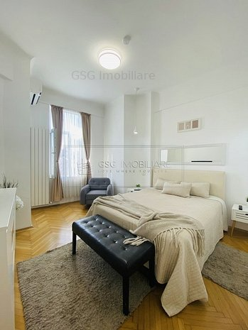 Apartament 2 camere, KOGALNICEANU, CISMIGIU HOTEL VENEZIA - imaginea 1