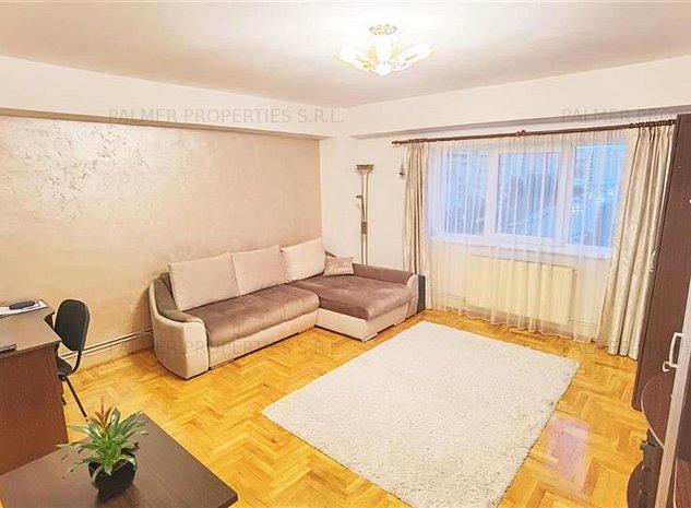 Apartament spatios cu 3 camere decomandate si parcare in Manastur - imaginea 1