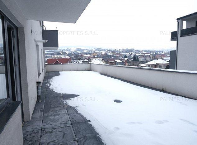 Comision 0 cumparator! Apartament cu 4 camere si terasa 90 mp in Cluj-Napoca! - imaginea 1