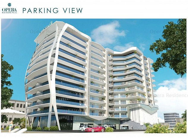 Apartament 3 camere Opera Residence Mamaia - imaginea 1