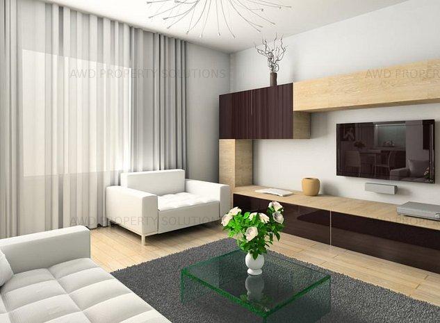 Apartament 2 camere, metrou Berceni - imaginea 1