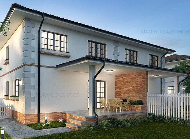 Vila Duplex Bragadiru Central 4 camere 2 bai id nr 34 - imaginea 1