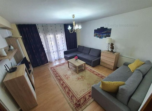 Inchiriere Apartament 2 camere Doamnta Ghica - imaginea 1