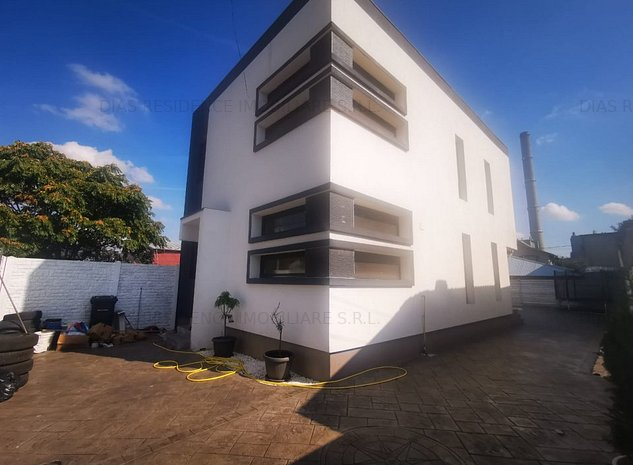 Vila Individuala - 4 camere - 260 mp teren - imaginea 1