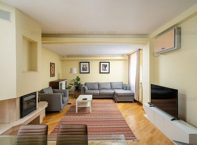 Apartament 4 camere Aviatorilor, Emanoil Porumbaru - imaginea 1