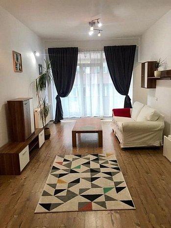 Apartament 1 camera + Nisa de Dormit, 42 mp, PET FRIENDLY, zona Edgar Quinet - imaginea 1