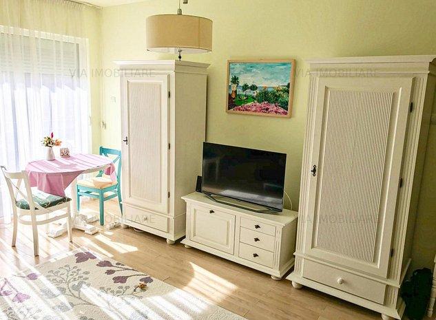 Apartament 2 camere, 56 mp, PARCARE SUBTERANA, Bonjour Residence - Buna Ziua - imaginea 1
