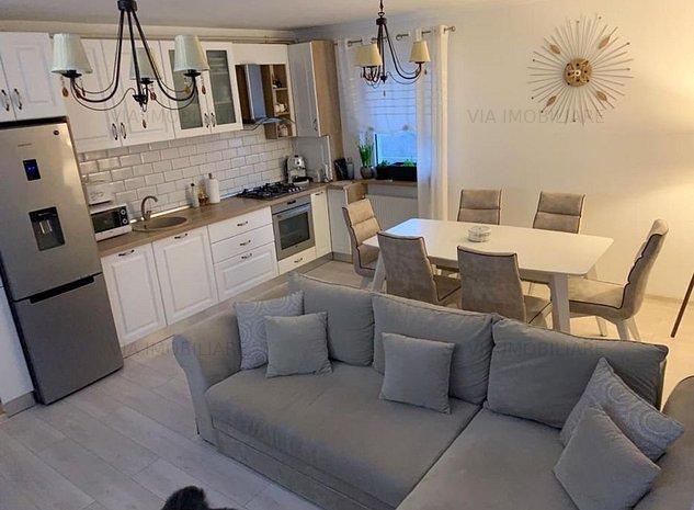 Apartament 3 camere, 71 mp+20 mp TERASA, PARCARE, zona BMW/VIVO - imaginea 1