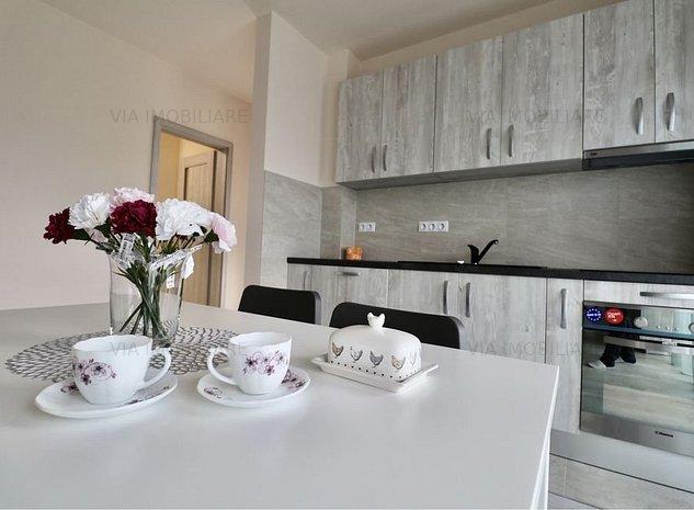 Apartament 3 camere, 70 mp, 2 balcoane, PRIMA INCHIRIERE, C.Turzii/B.Ziua - imaginea 1