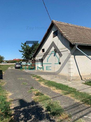 Comision 0! Casa + teren 2.500 mp vis-a-vis de Casa Rusu - Dumbravita - imaginea 1