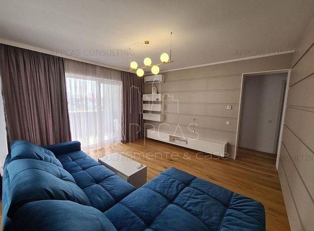 Aviatiei Apartments | 3 camere | Parcare Subterana - imaginea 1