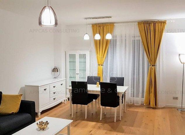 Apartament premium 3 camere | Zona Universitate - imaginea 1