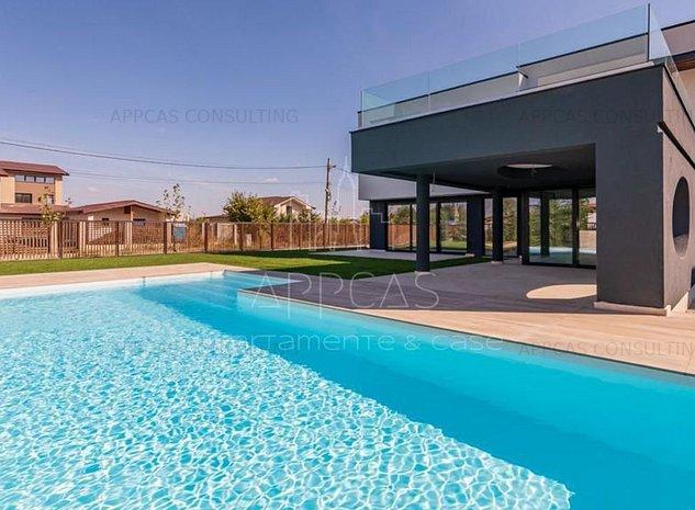 Casa Enseada | Corbeanca | Curte generoasa + Piscina - imaginea 1