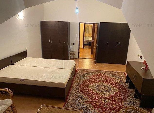 Duplex Barbu Vacarescu, Titeica | 5 camere S+P+1+M - imaginea 1