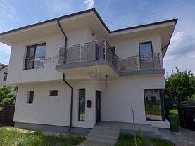Casa de vânzare sau de închiriat 5 camere, în Corbeanca, zona Nord-Vest