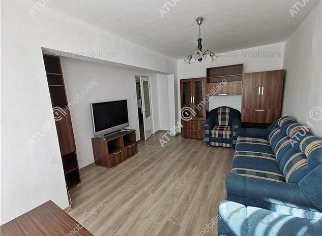 Apartament cu 3 camere decomandate de vanzare in Sibiu zona Ciresica - imaginea 1