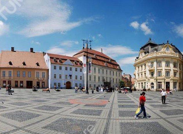 Spatiu comercial de inchiriat in Centrul Istoric din Sibiu - imaginea 1