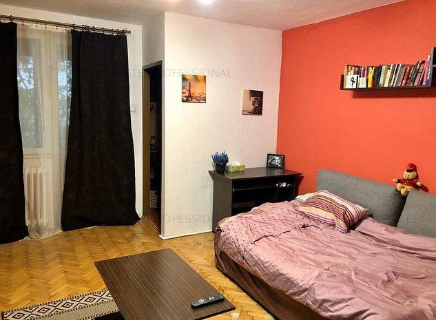Apartament cu 1 camera situat in zona Circumvalatiunii - imaginea 1