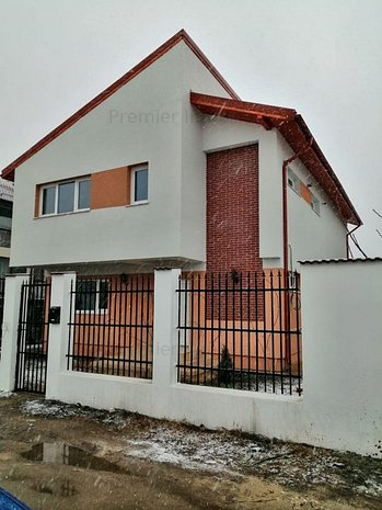 Vila individuala, proiect exclusivist in comuna Berceni! - imaginea 1