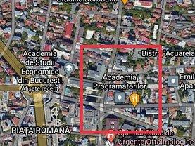 Teren constructii de vânzare, în Bucureşti, zona Dorobanţi